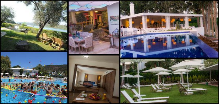 Hilton Bodrum Türkbükü Resort&Spa İle Unutulmaz Bir Balayı Yapın