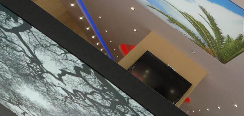 Gergi tavan Sistemleri İle Tavanlarda sanat Yaratın