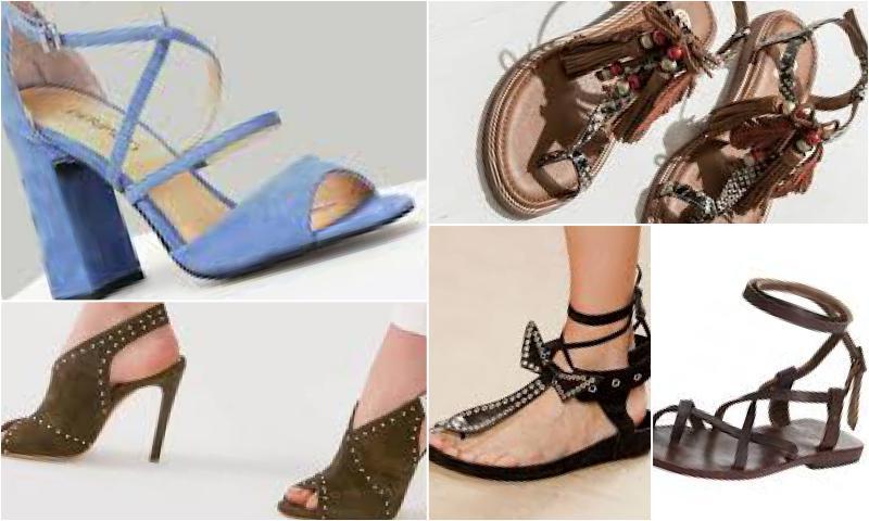 Yaz Aylarında Nasıl Ayakkabı Tercih Edilmelidir?