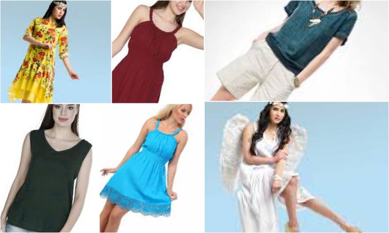 Sezonun En Şık Şile Bezi Bayan Giyim Modelleri