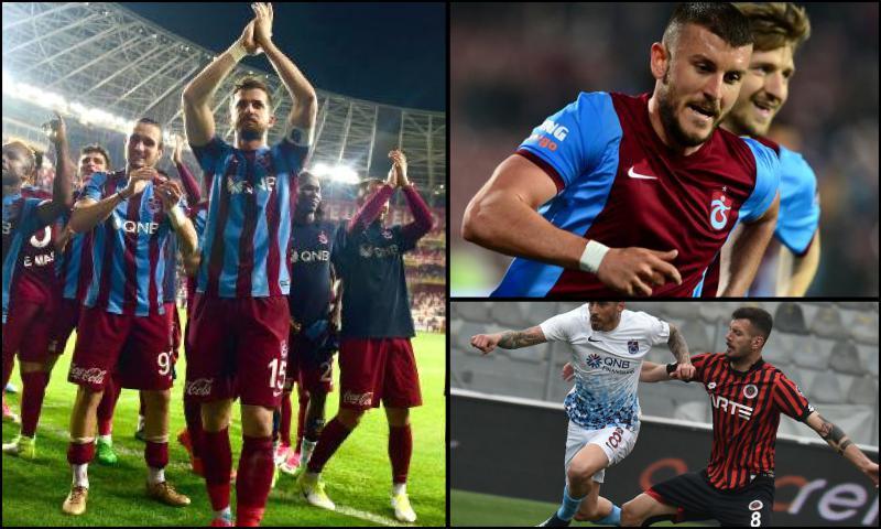 Trabzonspor Takım Renkleri