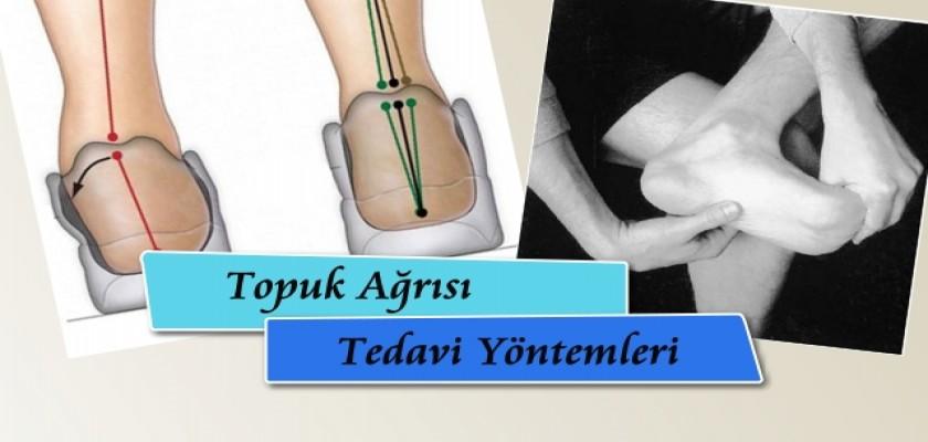 Topuk Ağrısı Tedavi Yöntemleri