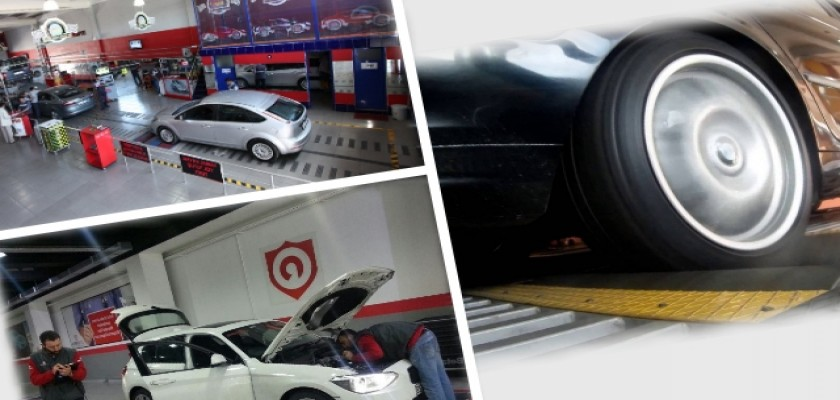 Araç Bakım Projelerinde Sınırlandırma Yapılıyor Mu