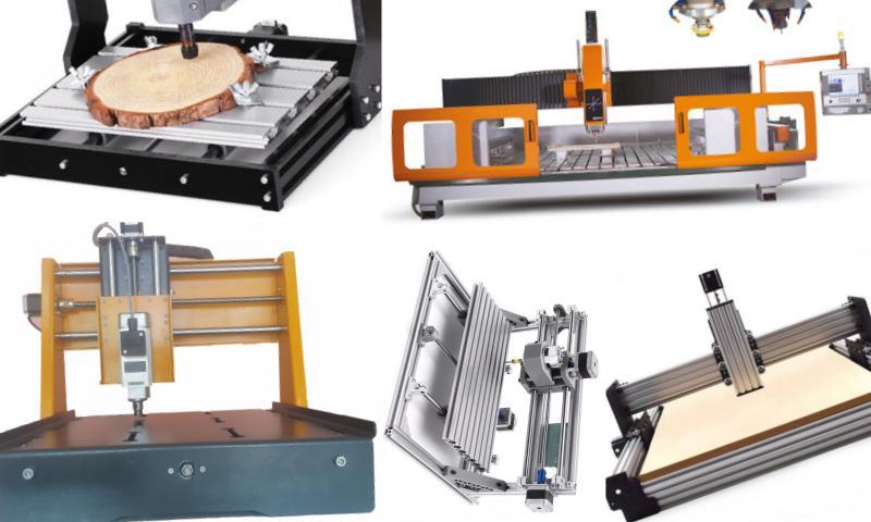 CNC Makine ve CNC Router Üretimleri