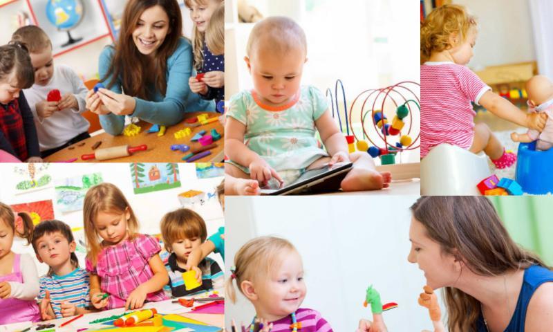 Çocukların Gelişim Aşamaları