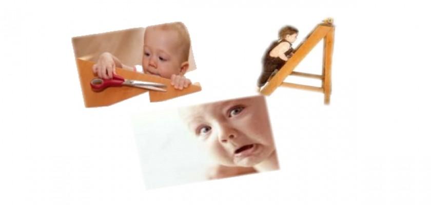 Çocuklar ve Ev Kazaları Nelerdir