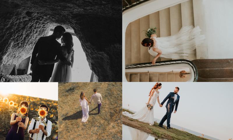 İstanbul Pre Wedding Photographer in Turkey
