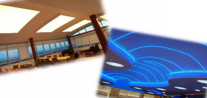 Dijital Baskı Gergi Tavanlar