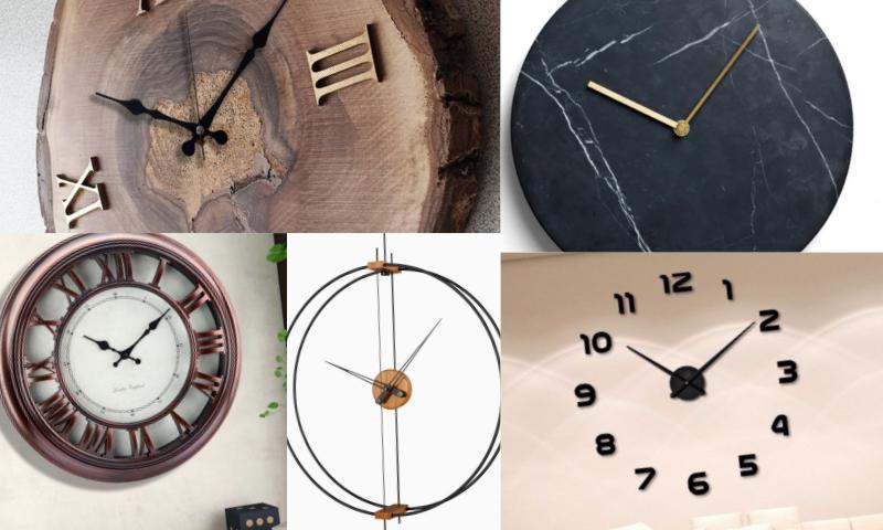 Promosyon Ürünlerinde Duvar Saatleri