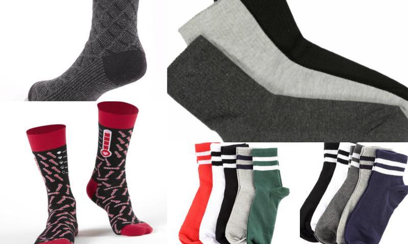 Erkek Çoraplar Artık Çok Daha Renkli