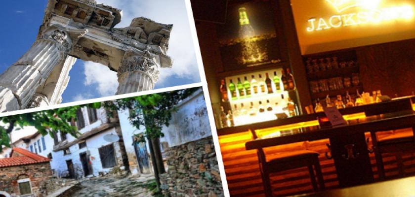 İzmir Eğlence Mekânları Adresler ve İletişim Bilgileri