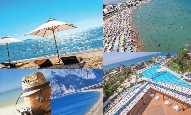 Turizmin Yıldızı Antalya'dan Haberler