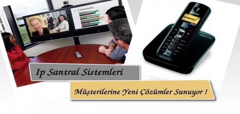 IP Santral Sistemleri Müşterilerine Yeni Çözümler Sunuyor