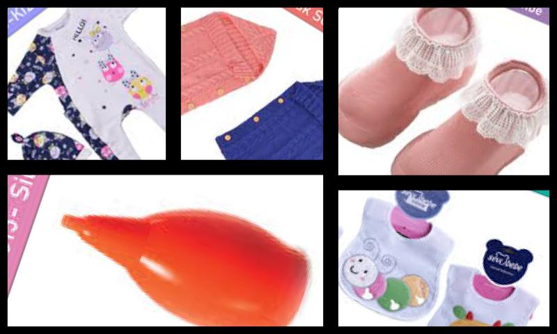 Yenidoğan Bebek için Gerekli Kıyafetler