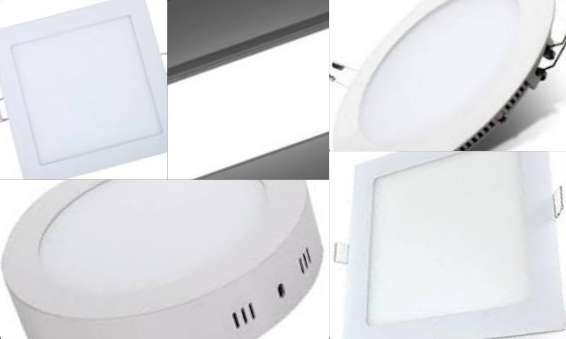 Led panel Kullanımı ve Çeşitleri