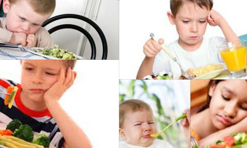 Bebeklerde İştahsızlık ve Yeme Alışkanlıkları