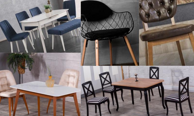 Restoran için Sandalye Modelleri