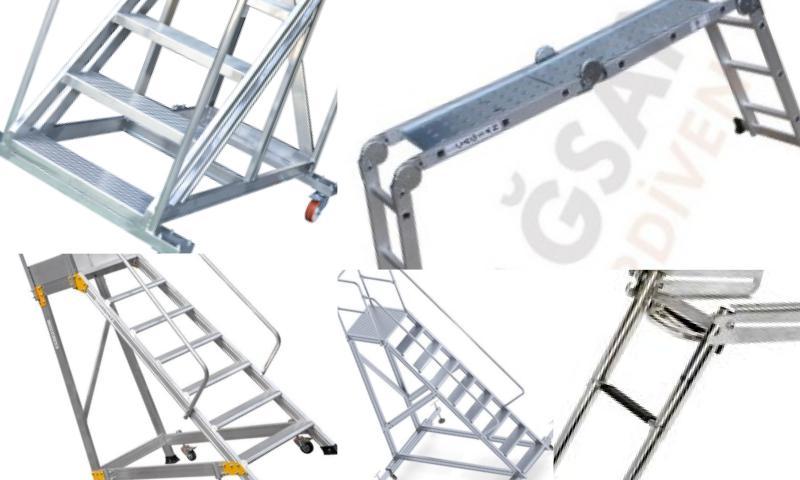 Otomatik Merdiven Platformu