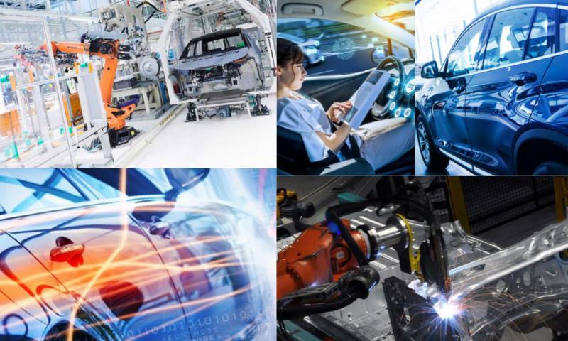 Otomotiv Sektörü Ve Teknoloji