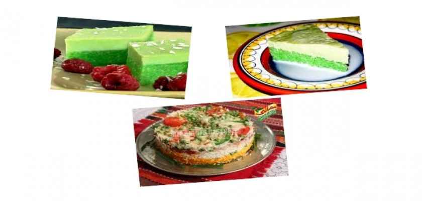 Sebzeli Kek Nasıl Yapılır