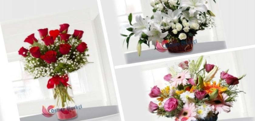 Sevgililer Gününe Özel Çiçek Buketleri Nelerdir?