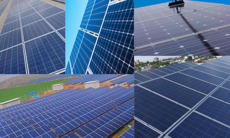 Solar Panellerde Nitelikli Çözümler