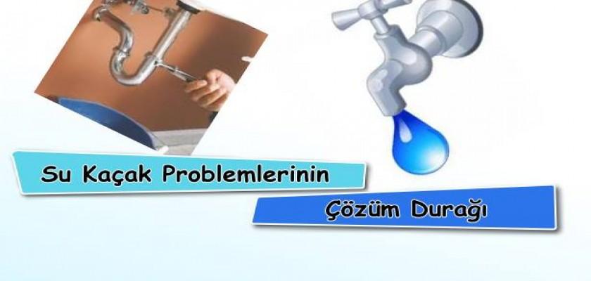 Su Kaçak Problemlerinin Çözüm Durağı
