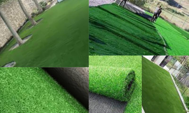Dekoratif Suni Çim Uygulama Alanları