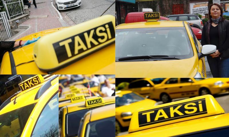Ticari Taksi Şoförleri