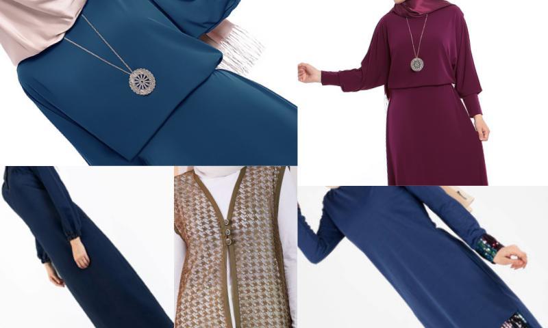 Tesettür Giyim Çeşitleri