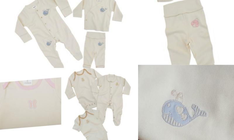 Organik Bebek Nevresim Takımları