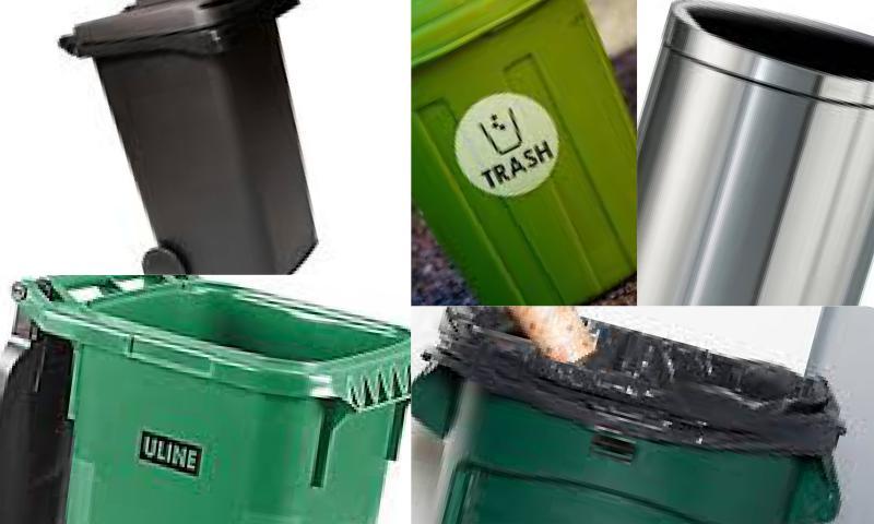 Trash Bin-Çöp Kutusu