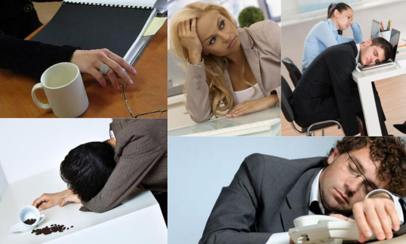 İş Yerinde Uykuya Karşı Ne Yapmalı?
