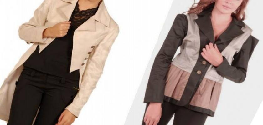 Uzun Bayan Ceket Modelleri